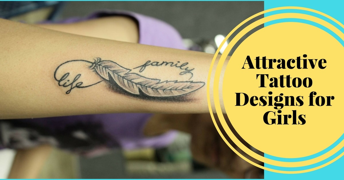 Attractive Tattoo Designs For Girls Jithya Blog